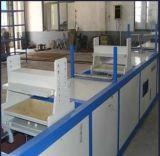 Máquina de enrollamiento del tubo del filamento de la fibra de vidrio de FRP con CNC automático Zlrc controlado