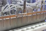 Lotion/Vloeibare het Vullen het Afdekken Machine voor Allerlei Flessen met Verschillende Vormen