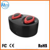 OEM Customized Logo Printing Twins Bluetooth True écouteur sans fil pour téléphone cellulaire