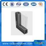 6063 T5 para puertas y ventanas de perfiles de aluminio de extrusión de aluminio, ventanas de aluminio