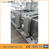 Máquina de estaca principal dobro do indicador de alumínio com CNC