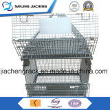 Cesta galvanizada China calificada del acoplamiento de alambre