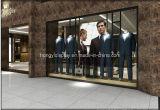 Pas de Showcases van de Vertoning voor KleinhandelsWinkel Menswear aan