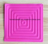 Fournir un tampon isolant en caoutchouc silicone