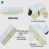 Панель сандвича полиуретана строительного материала для стены и крыши