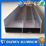Perfil de alumínio de alumínio da extrusão da boa qualidade para o indicador e a porta