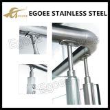 Support en tube de tuyau de barrage à main courante en acier inoxydable
