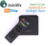 NeweastスマートなTVボックスM96X S905X