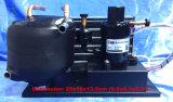 Minikühleinheit-kondensierendes Gerät R134A Gleichstrom-12V 24V mit Minikompressor für mobile kompakte Klimaanlage und das Einfrieren