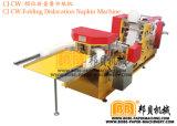 Cj-Cw-Folding Dislocation máquina de servilleta, máquina de papel, maquinaria de papel, máquina de servilleta