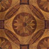 Suelo de múltiples capas de madera sólida del modelo clásico del estilo de los muebles del hotel