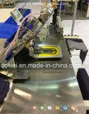 Польностью автоматическая толковейшая швейная машина карманн заплаты Никак-Утюга CNC для рубашки Jean