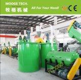 Haute qualité 2500kg/heure bouteille PET usine de recyclage des déchets