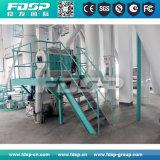 Chaîne de production de boulette d'alimentation de flétan de la qualité 3t/H à vendre