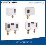 O controle de pressão de Coolsour protege compressores, encaixe do Refrigeration