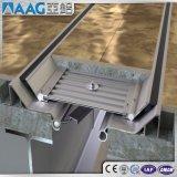 Profilo di alluminio/di alluminio della barra del divisore dell'espulsione