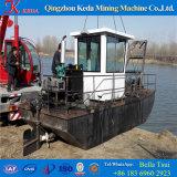 L'ISO a approuvé le dragage de sable de rivière drague d'aspiration de la faucheuse (KDCSD200)