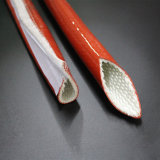 Chapoteo del metal fundido y funda de la protección del calor de la abrasión