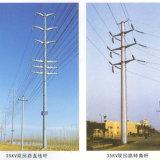 Torre del tubo de Transmisión de Energía Eléctrica