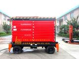 plataforma de trabalho aéreo hidráulica de 300kg 18m (SJZ0.3-18)