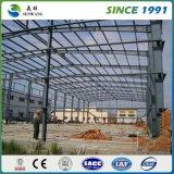 Prefab здание стальной структуры (SWPS-079)