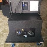 Vera S15 15 Zoll angeschaltener aktiver kompakter Subwoofer Baß für Kirche