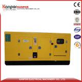 wassergekühlter Dieselfernsteuerungsgenerator 80kw für Häuschen