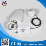 De binnen GSM WCDMA 2g 3G Mobiele Spanningsverhoger van het Signaal voor het Gebruik van het Huis