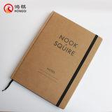 Cuaderno de papel del Hardcover del arte