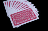 100% New PVC Poker Playing Cards / Bcg Plastic Playing Cards