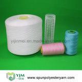 60/2 filé en plastique de cône tourné par polyester