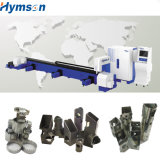 Tuyau d'alimentation Servo CNC Machine de coupe