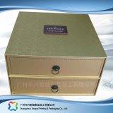 Cadre de empaquetage rigide de tiroir d'emballage de cadeau/produit de beauté/bijou d'étalage (xc-hbc-005)