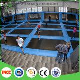 Neue Trampolibe zwei Fußboden-Kind-Innentrampoline für Verkauf