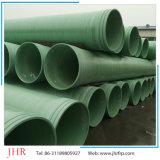 Tubo di acqua di irrigazione di agricoltura del tubo d'aspirazione dello zoccolo GRP del tubo di FRP