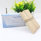 Beschikbare Houten/Depressor die van de Tong van het Bamboe voor het Bewegen van Was gebruiken