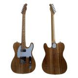 Rabatt für des Verkaufs-eingebrannte BV/SGS Bescheinigung am niedrigsten billig elektrische Gitarre