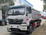 Sinotruk 3 árboles 20 toneladas de LHD de carro de petrolero 20000 litros de gasolina de carro del depósito
