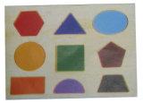 Het houten OnderwijsSpeelgoed van de Puzzel (34679)