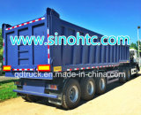 3-4車軸中国のひっくり返るトレーラー、販売のためのダンプカーのトレーラー