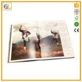 Stampa su ordinazione del libro di colore completo del Hardcover con A4/A5