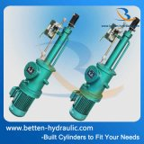 Dytf Series Electric Motor Hydraulic Cilinder Pusher