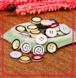 Bouton d'enfant de bouton de chemise de bouton de résine de qualité