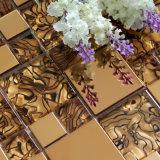 Macchina di ceramica di placcatura di vuoto dell'oro delle mattonelle di mosaico