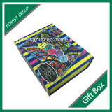 Contenitore di regalo di lusso piegante del cartone (FP0200040)