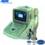 Explorador portable del ultrasonido con software humano o animal
