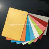 Plancher personnalisé de stratifié de plastique de source de surface d'épaisseur à vendre