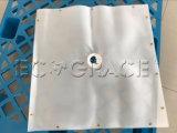 Pano de filtro Waste da imprensa de filtro do tratamento da água (1200 x 1200)