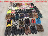 販売のためのソートされた使用された靴の中古の靴そして使用された靴