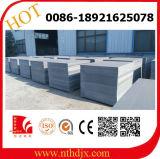 벽돌 만들기 기계를 위한 유럽 콘크리트 블록 기계 PVC 깔판 또는 구획 깔판